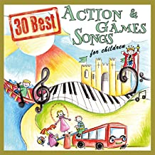 30 Best Action & Games Songs For Children
