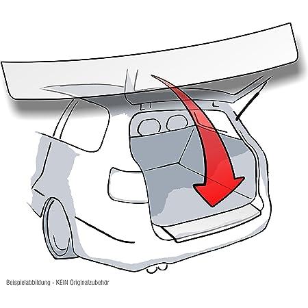 Lackschutzshop Ladekantenschutz Passend Für Audi A6 Avant Kombi 4g Typ 4g C7 Ab 2010 Transparent Auto
