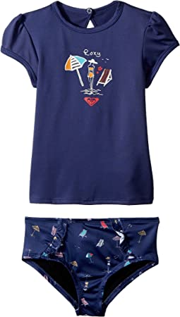 Roxy Kids - Tropicool Sunshine CS Set (Toddler/Little Kids)