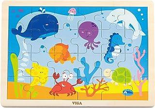 VIGA 24 pcs Puzzle(Ocean)