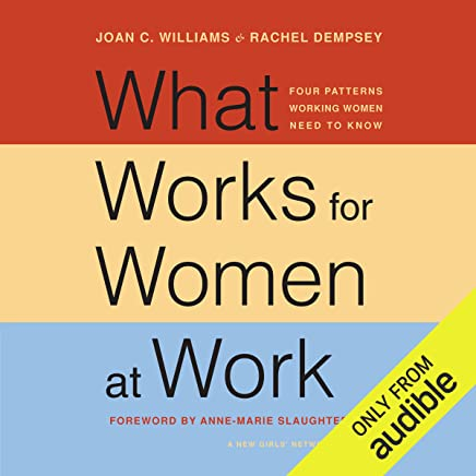 Amazon com: What Works for Women at Work: Four Patterns