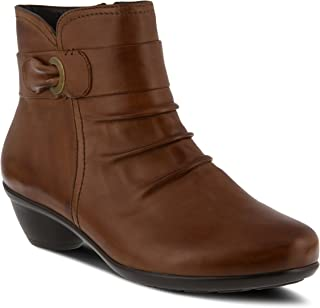 Spring Step Women's Shoes Berence Leather Bootie