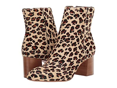ABLE Celina Ankle Boot (Cheetah) Women