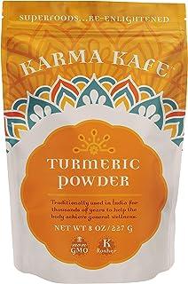 Karma Kafe, Superfood Boosts, Turmeric Powder