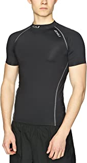 2XU Men's Elite Compression Short Sleeve Top