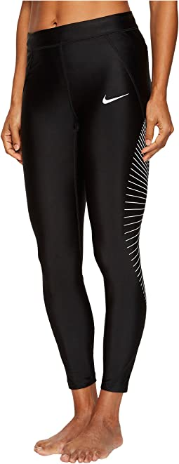 Nike - Power Speed 7/8 Graphic Running Tight