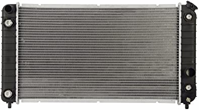 Automotive Cooling Radiator For Chevrolet S10 GMC Sonoma 1826 100% Tested