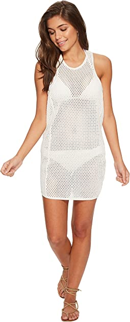 MIKOH SWIMWEAR - Bahia Mesh Dress Cover-Up