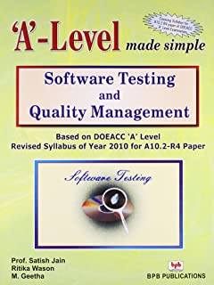 2010- 'A' Level Software Testing & Quality Mngt (A10.2-R4)