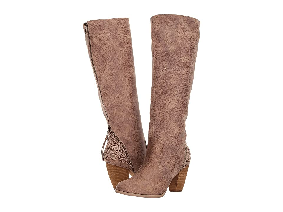 Not Rated Sass It Up (Taupe) Women