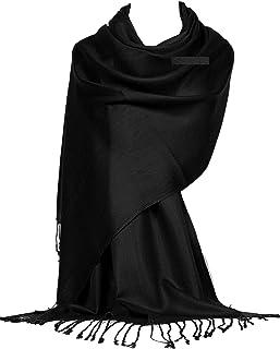 3617e55d9 GFM® Pashmina Style Wrap Scarf - All Seasons - Twill Weave Soft - B9