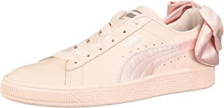 PUMA Womens Basket Bow Wn