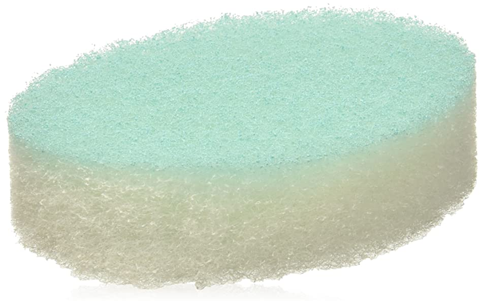Buf-Puf Double-Sided Body Sponge (Pack of 3)