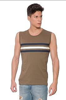 Alan Jones Men's Cotton Vest