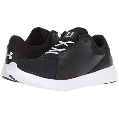 Under Armour UA Squad (Black/White/White) Women