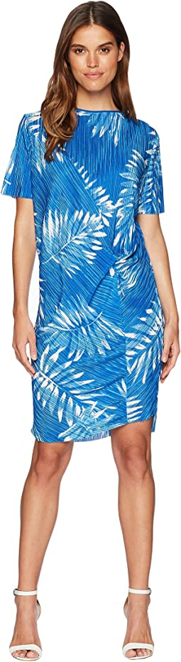 Dina Printed Dress