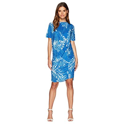 CATHERINE Catherine Malandrino Dina Printed Dress (Victoria Palms) Women