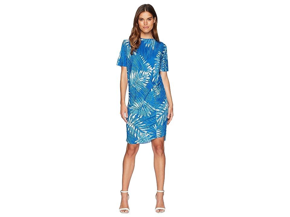 CATHERINE Catherine Malandrino Dina Printed Dress (Victoria Palms) Women