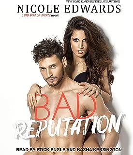 Bad Reputation: Bad Boys of Sports Series, Book 1