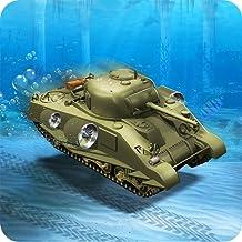 Floating Underwater Tank Free (Ads-Free)