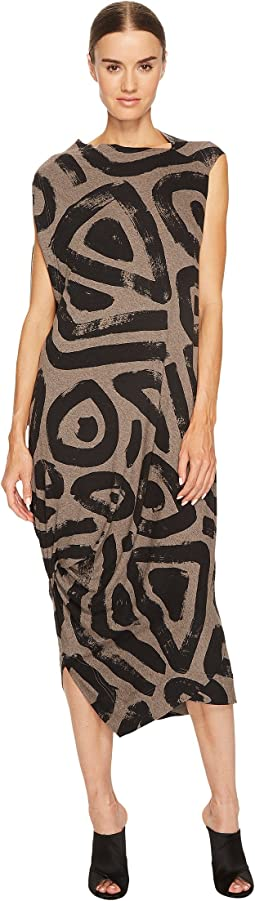 Vivienne Westwood Squires Sleeveless Printed Dress