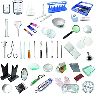 Vikram A Sarabhai Community Science Centre   My Science Lab   Std. 6 and Above 43+ Lab Items with User Guide for Experiments