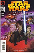 Star Wars Episode III: Revenge of the Sith Comic #1 of 4 (Based on the story and screenplay by George Lucas)