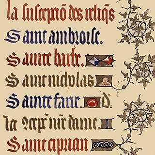 Catholic Calendar from Universalis