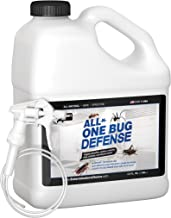 Exterminators Choice All-N-One Bug Defense Natural Spray|128oz Roaches|Ants|Silver..