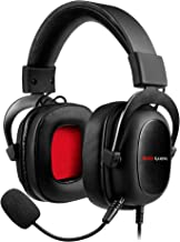 Mars Gaming MH5, auriculares Surround 7.1, Drivers 53mm, micrófono extraíble