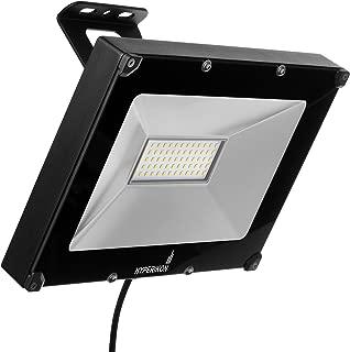 Hyperikon LED Flood Light, 50W (200 Watt), Outdoor Area Lighting Fixture, 5000K, Waterproof