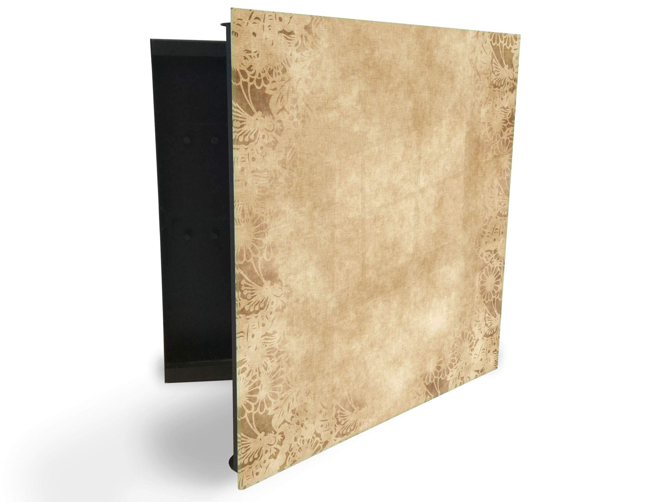 GlassArtist HMF 71259994 - Caja para Llaves (30 x 30 cm, con ...