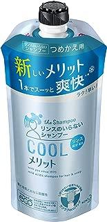 美丽婷 护发素的洗发露 冰淇淋型 替换装 340ml