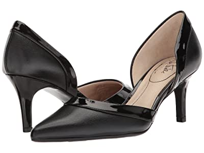 LifeStride Saldana (Black) Women