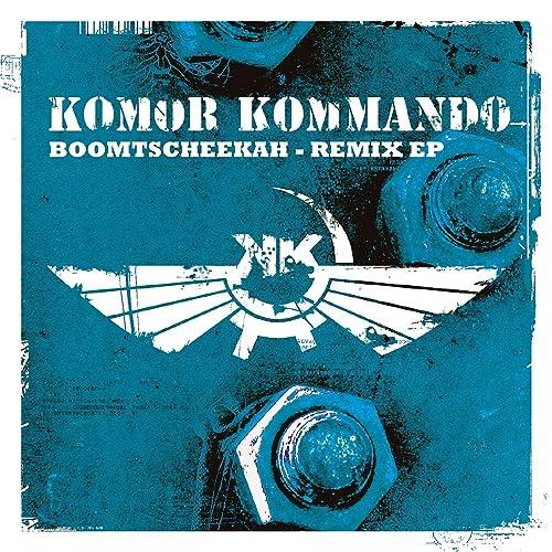 Boomtscheekah (Ninja Remix) de Komor Kommando en Amazon ...