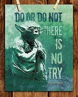 star wars movie theater poster