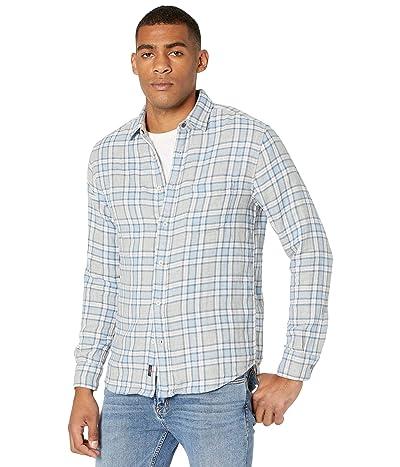 Faherty Reversible Belmar Shirt (Cloud Cascade Plaid) Men