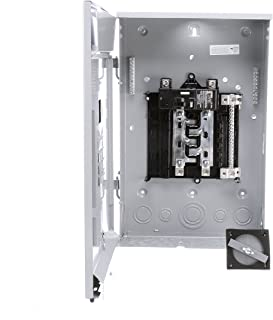 PW0816B1200TC 200-Amp 8-Space 16-Circuit Main Breaker Outdoor Trailer Panel Load Center