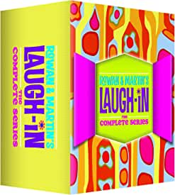 Time Life Releases Laugh-In: The Complete Series for the First Time Feb. 2 on DVD