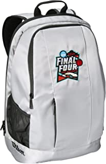 Wilson Sporting Goods NCAA Men's Final Four Backpack, Gray, 23x15