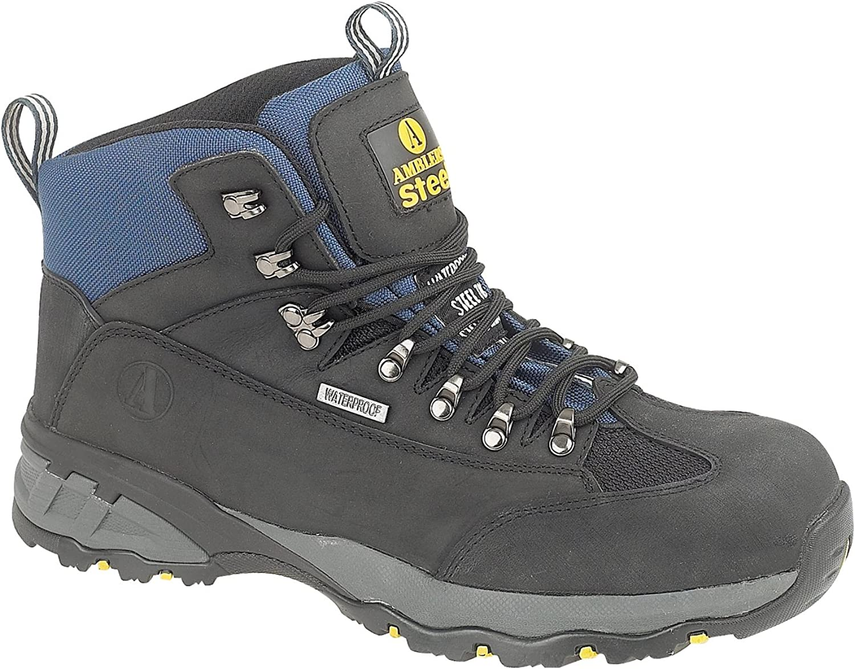Stål FS161 Vattenfri Stövel     herr stövlar   Safety Footwear (16 US) (svart)  med billigt pris för att få bästa varumärke