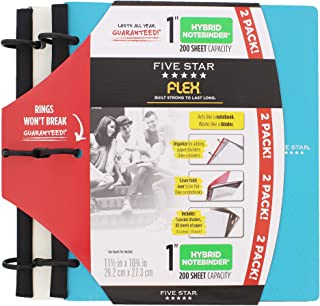 Best five star flex binder 1 rings 2 pack Reviews