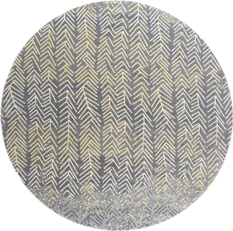 Feizy Rugs - Bleecker Contemporary Charcoal Gray Ye Rug Chevron National uniform free shipping 1 year warranty