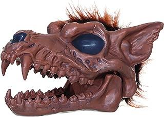 Crazy Bonez Werewolf Skull