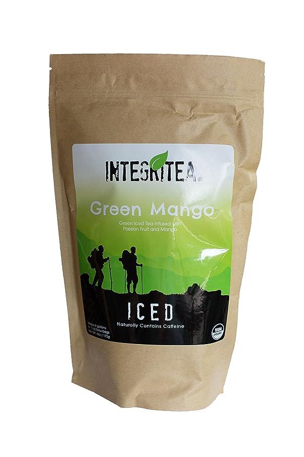 Green Mango - 6 Brew Bags (makes 6 gallons of tea)