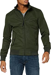Superdry Iconic Harrington Giacca Uomo