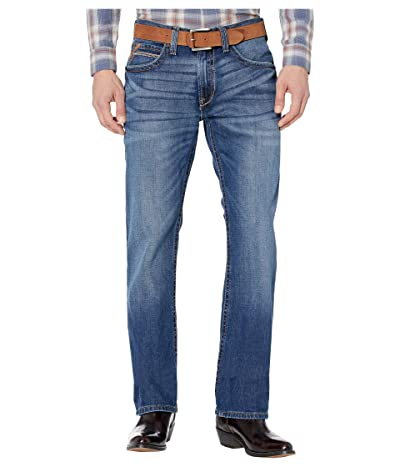 Ariat M4 Low Rise Stackable Straight Leg Jeans in Summit (Summit) Men