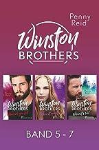 Winston Brothers Band 5 - 7 (German Edition)