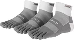 Run Midweight Mini-Crew Coolmax 3 Pair Pack