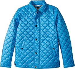 Burberry Kids Luke Quilted Jacket (Little Kids/Big Kids)
